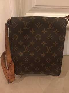 Louis Vuitton Monogram Musette Salsa Pm