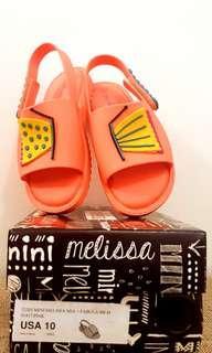 BN Mini Melissa Mia + Fabula BB M - Pink  USA 10