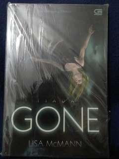 Novel Lisa McMann -  Gone #CNY2019