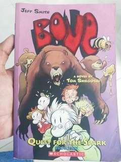 Bone: Quest for the Spark Book 2