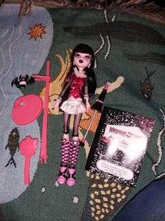 Monster High 1st Wave Draculaura Doll 怪高