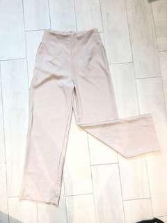 Cream dress pants