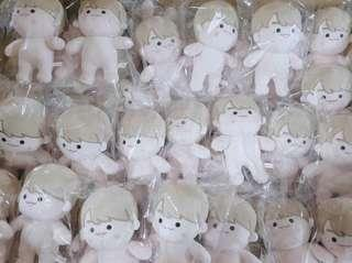 (WTB/LF) Wanna One Kang Daniel & other members doll. Any doll is okay with reasonable price.
