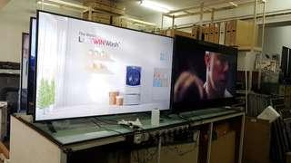 "FACTORY UNIT: HAIER 65"" TV"