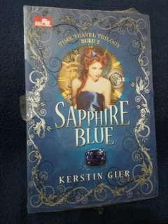 Novel Kerstin Gier - Shappire Blue #CNY2019