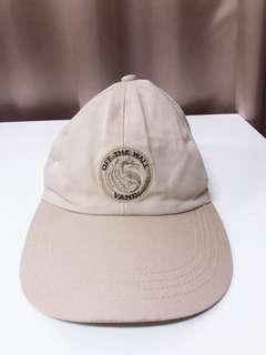 🚚 Vans Caballero 帽子 日本製 絕版 少見 老帽 棒球帽