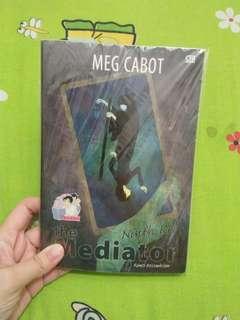 Novel Meg Cabot - The Mediator #2 : Ninth Key #CNY2019