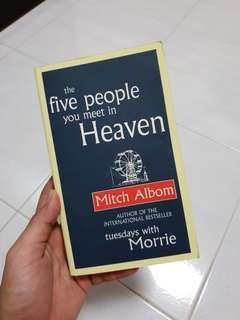 🚚 Mitch Albom