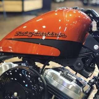 HARLEY-DAVIDSON MY19 XL1200X FORTY-EIGHT (OPEN FOR BOOKING)