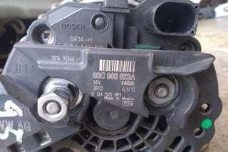 Alternator VW 1.4 Tsi Twincharger CAV Engine