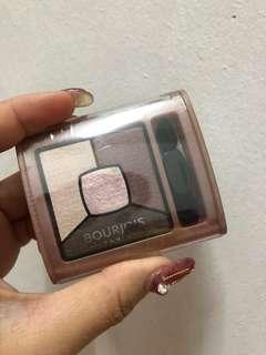 New: Bourjois quad eyeshadow palette