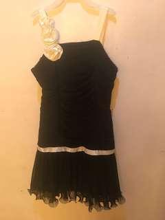 Prom Black Dress