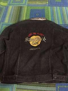 Hard Rock Cafe Denim Jacket (Jakarta)