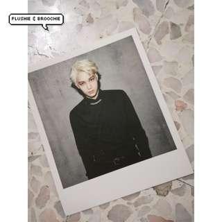 exo official overdose polaroid set COMBO SET ( kai jongin )