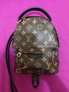 Lv Palm Spring Monogram