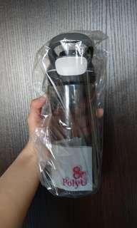 PolyU Water Bottle 香港理工大學80週年紀念運動水樽