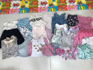 4eda04ce5019 Girls clothes - 3 years old. Baby gap