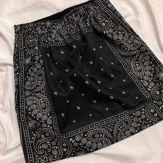 🚚 Major 變形蟲短裙