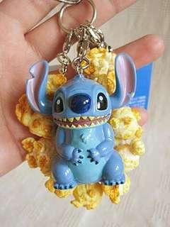 Koleksi Titipan Gantungan Stitch Disney Popcorn ori Tokyo Disneyland