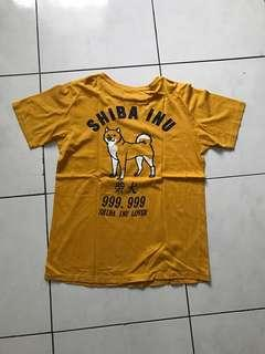 Baju KITC SHIBA INU