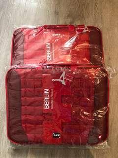"""15.4"""" / 16"""" Red Laptop Bag"""