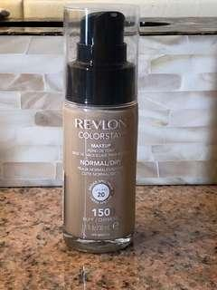 Revlon colorstay foundation in shade Buff 150