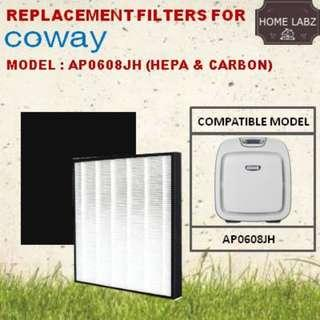 Compatible Filter For Coway AP0608JH