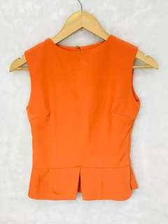 Unbranded Orange Top