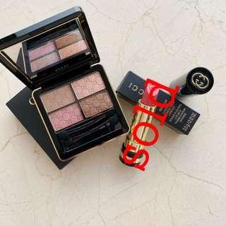 Gucci Makeup Eyeshadow Quad