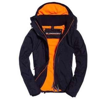 Superdry Jacket 極度乾燥外套(清貨大特價)