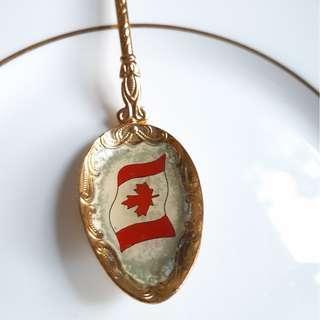 加拿大復古精品匙羹