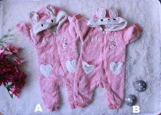 Twin sleepsuit