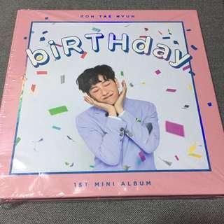 🚚 [WTS] ROH TAE HYUN biRTHday Album