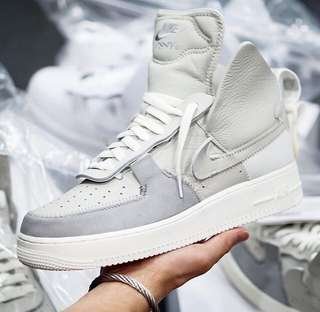 differently c3a76 c2af3 UK7.5 US8.5 Nike x Psny Air Force 1