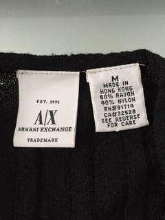 Armani Exchange knit top