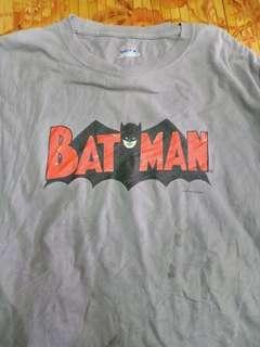 Batman T Shirt Rare Years 2000