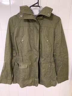 Dreamhouse Khaki Jacket size 10
