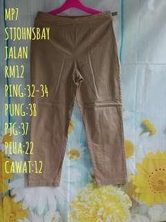 Long Pants 32-34