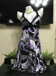 PRELOVED Casual Printed Dress
