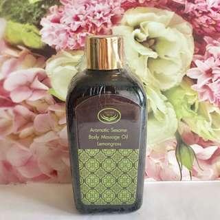 LEMONGRASS Massage Oil 100ML