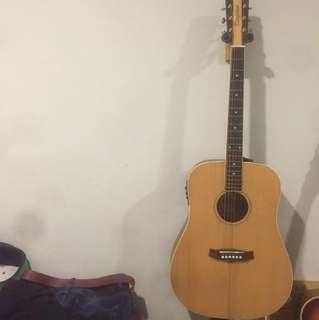 Tanglewood Nashville IV TND Semi-Acoustic Guitar
