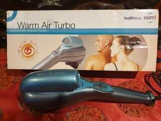 Osim whole body massager with warm air turbo