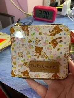 Rilakkuma Wallet - CNY Special