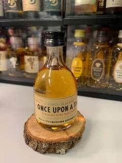 Kirin Whisky Once Upon a Time 50ml 酒辦
