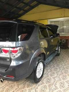 Fortuner 2012 G 4x2 Matic