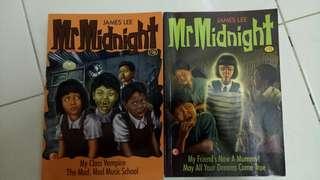 Mr. Midnight #15 & #16