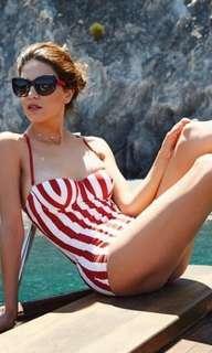 Retro Bikini / Bodysuit