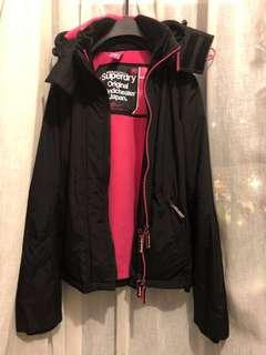 Superdry windcheater xs