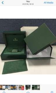 Rolex Sky Dweller box