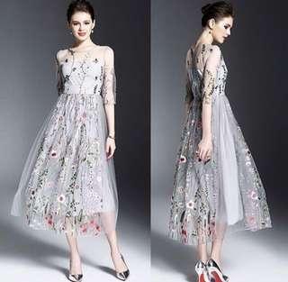 #CNY2019 Dress Floral